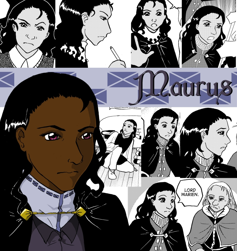 Trade Winds: Maurus