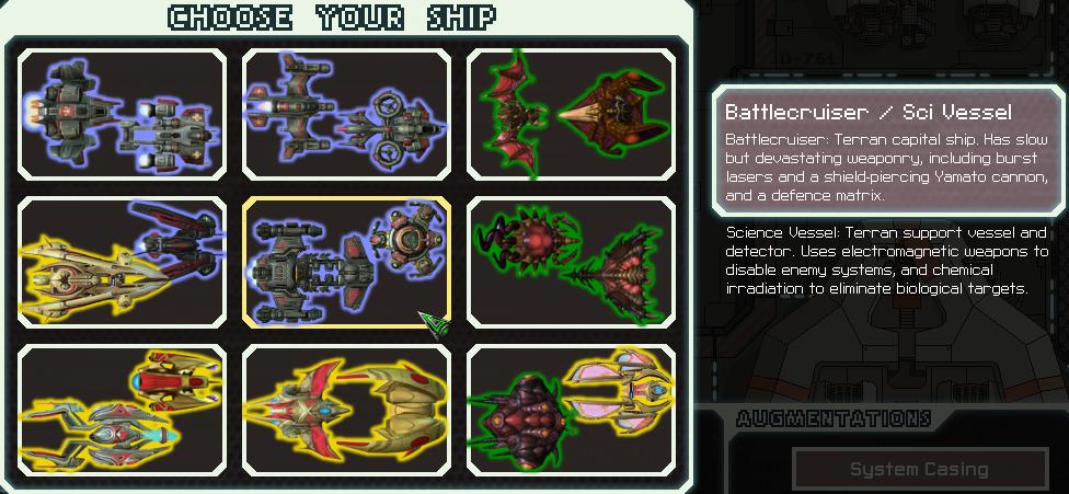 MOD] Starcraft Conversion v0 5: 18 new ships! - Subset Games